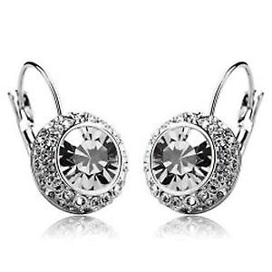 New Swarovski earrings  now only 5.00  Lots to choose from Windsor Region Ontario image 4