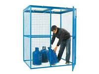 Cage/dog/security shed storage