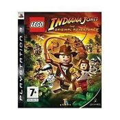 Lego Indiana Jones PS3 Game