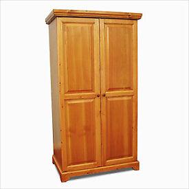 Wardrobe single- Pine wood
