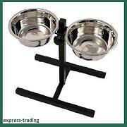 Standing Dog Feeding Bowls
