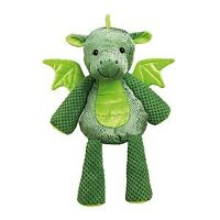 Scout the Dragon Scentsy buddy with box
