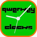 Qwerkey Clocks