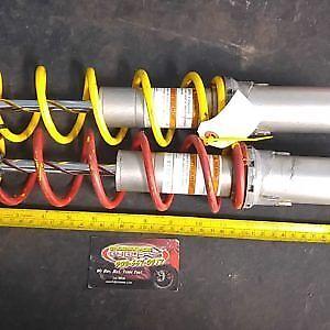 2008 - 2012 Ski Doo MX Z  600/800, GSX Front Shocks