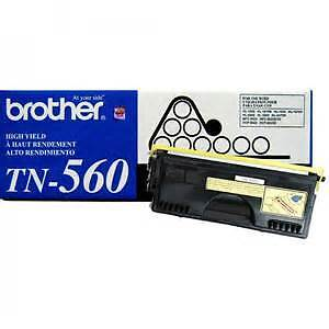 BROTHER TN-560: ORIGINAL/Recycled Cartridge. Made in MTL West Island Greater Montréal image 1