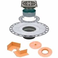 I have 3 schluter shower Drain system kits for tiled showers