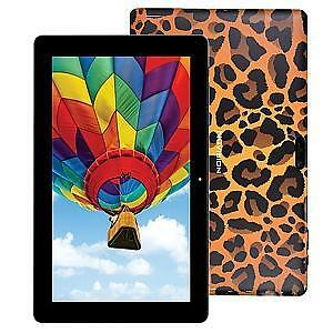 "NUVISION TM106A510L 10.6"" 1.83 QC 16GB ANDR.5.1 TABLET- LEO"