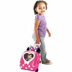NEW: Fisher-Price Fashion on the Go Bowtique (MANY MINNIE TOYS)