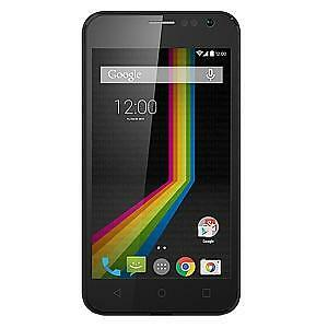 "POLAROID A4 4"" ANDROID UNLOCKED GSM SMARTPHONE-BLACK"