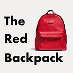 The Red Back Pack