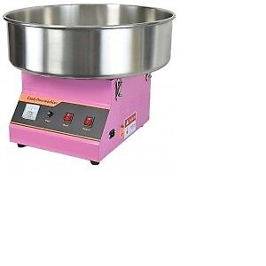 Canadian Flosser Cotton Candy Machine