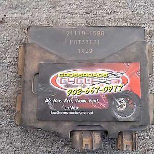 2002 Kawasaki Prairie 650 Igniter / ECU