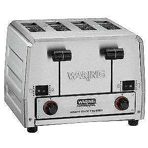 Waring WCT850 Heavy Duty Commercial Switchable Bread/Bagel *RESTAURANT EQUIPMENT PARTS SMALLWARES HOODS AND MORE*