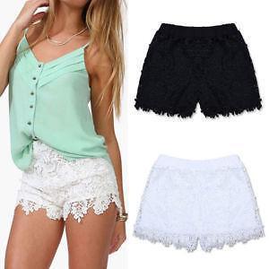 Lace Shorts   eBay