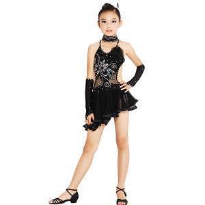 671090217edd Kids Salsa Dress