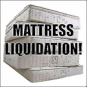 BRAND NEW MATTRESS AND BOX SALE $150 ONLY
