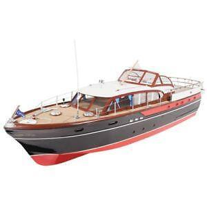 Chris Craft Commuter Wooden Boat Kit   Scale
