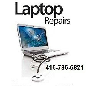 LAPTOP REPAIR SERVICES-SAME DAY-RICHMOND HILL-MARKHAM-TORONTO