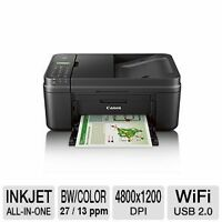 Canon Pixma MX492 Office All-in One Inkjet Printer (4800 x 1200)