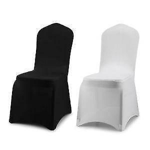Quality Spandex chair covers $0.95  & Satin sash $0.35 **HIRE** Blacktown Blacktown Area Preview