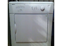 Beko DRVT61W 6kg White Vented Tumble Dryer 1 YEAR GUARANTEE