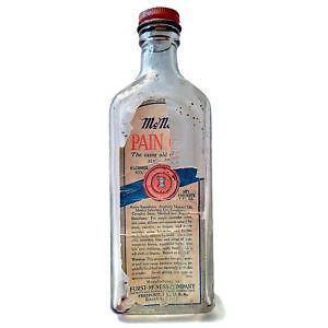 Antique Glass Bottles Ebay