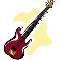 BASS GUITAR MUSIC LESSONS
