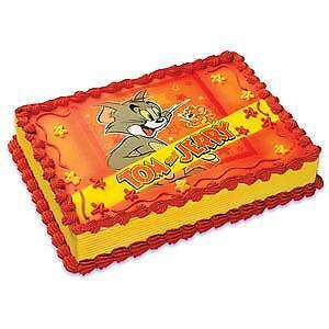 Tom And Jerry Cakes Uk
