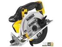 Dewalt circular saw18v XR new !!!!