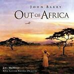 cd - John Barry - Out Of Africa