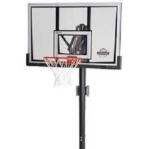 Lifetime 52-Inch Backboard with Portable Basketball System Kingston Kingston Area image 2