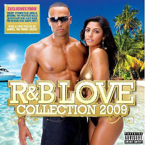 R&B LOVE COLLECTION 2009 (2 CD) BRAND NEW IMPORTED FROM THE UK
