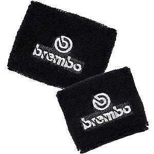 Reservoir Cover Socks BREMBO Black Grey Red . Brand new