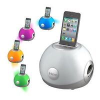 iHome iP15WXC Color Changing 30-Pin iPod/iPhone Speaker Dock