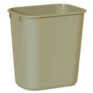 Bathroom trash can ebay for Bathroom garbage can