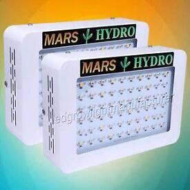 Mars hydro 300w led grow light