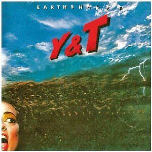 Y&T Y & T Earthshaker CD NEW