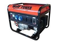 Brand new WP5000P Wolf Power Petrol Generator