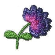 Iron on Flower Applique