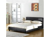 A Single/Double/King size Leather Bed 10inch Original Full Orthopedic Mattress