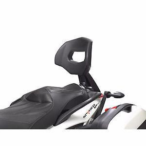 Dossier pour passager pour Spyder RS 2014