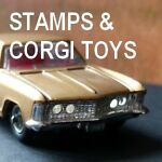 Stamps And Corgi Toys