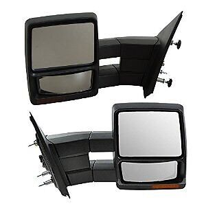 Ford F-150 towing mirrors