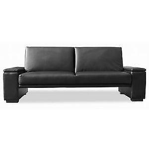 2 Seater Leather Sofa Beds