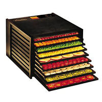 Excalibur 3900 Dehydrator with free book 60 IN STOCK