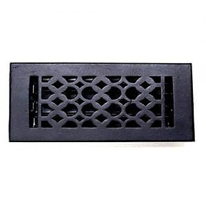 Cast Iron floor registers and wall grills/grates