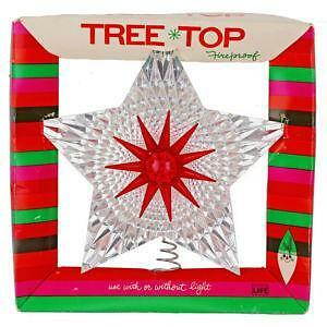 Vintage Christmas Tree Topper | eBay