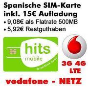 Prepaid Spanien