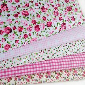 Shabby Chic Fabric Bundle