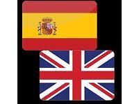 Spanish-English exchange meetings